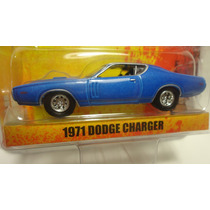 Greenlight Dodge Charger 1971 Kill Bill Ganalo...!!!