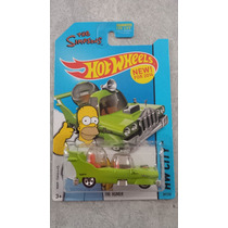The Homer Homero Simpsons Car Hot Wheels