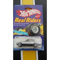 Hot Wheels Real Riders Mercedes Benz Llantas De Goma