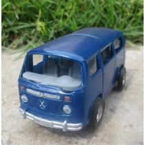 Rara Volkswagen Combi Custom, Escala 1/43 De Coleecion!