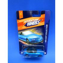 2015 Maisto Adventure Wheels Bmw Z3 Azul 1:64