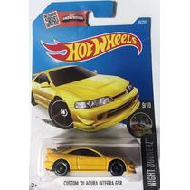Hotwheels Custom 01 Acura Integra Gsr #89 2016