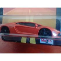 Maisto Lamborghini Aventador Lp700-4 Naranja