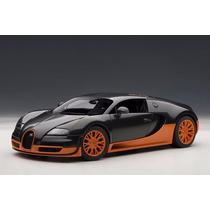 Bugatti Veyron 16.4 Super Sport Escala 1:18 Autoart 70936