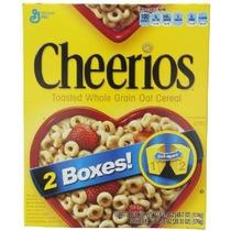 De General Mills Cheerios Tostado De Grano Entero De Avena C