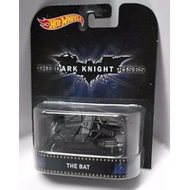 Hot Wheels Retro - The Bat - Batman The Dark Knight