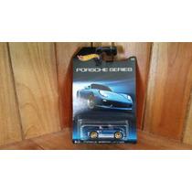 Hot Wheels Porsche Boxster Spyder Serie Coleccion 2015 6/8