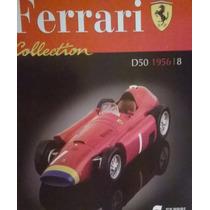 Ferrari Collection Panini 08 D50 1956 Juan Manuel Fangio