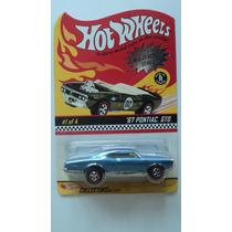 Hot Wheels Rlc Neo Classics 67 Pontiac Gto Env Grat
