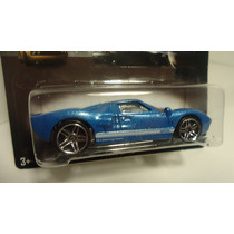 Hotwheels Fast & Furious Five Ford Gt-40