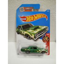 Hot Wheels Flames 69 Dodge Coronet Superbee 94/250 2016