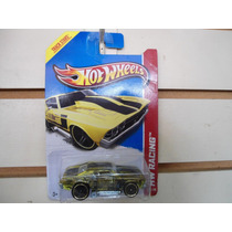 Chevrolet Chevelle 1969 (amarillo) - Hot Wheels - 1/64