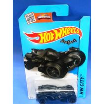 2013 Hot Wheels Batman Arkham Knight Batmobile Hw City