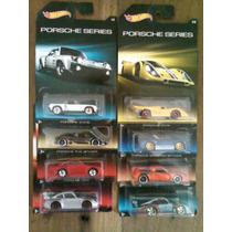 Hot Wheels Porsche Seria Completo 8 Coches