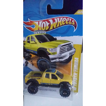 Hotwheels 10 Toyota Tundra