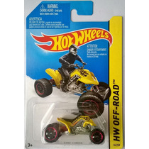 Hot Wheels - Sand Stinger - Cuatrimoto - 2015