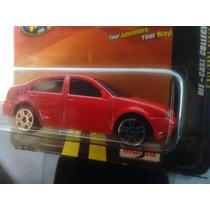 Maisto Volkswagen Jetta Rojo
