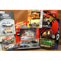 Lote 9 Pick Up & Humer 1/64 Nuevo Ve Anunc