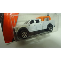 Matchbox Ford F-150 Pick Up Construcción Ganalo...!!!!