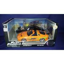 Toyota Supra Y Charger 1970 Jada Toys 1/24