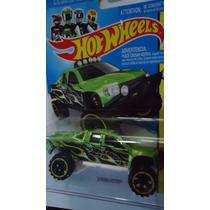 Hotwheels Camioneta Hw Off-road Sanblaster