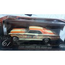 1966 Pontiac Gto Drag Car 1:18 Higway61