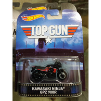 H.w. Retro. Kawasaki Ninja , Pelicula Top Gun. 1;64