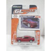 Greenlight Gl Muscle 2011 Chevrolet Camaro Ss Rojo 1:64
