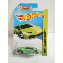 Hot Wheels Lamborghini Huracan Lp 610-4 Verde 222/250 2015