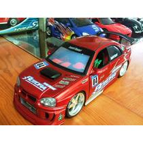 2009 Subaru Impreza Wrxsti Tuning 1/18