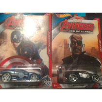 Hot Wheels De Coleccion 2015 Serie Avengers Age Of Ultron