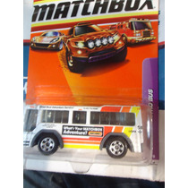 Matchbox Metro Bus Camion