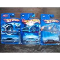 Tm.hot Wheels Lote Chevi,s Impala 64