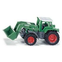 Tractor Fendt C/ Cargador Frontal Esc. 1/72 Siku. Nuevo!