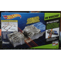 Hot Wheels Hw Track Builder Acelerador De 2 Velocidades