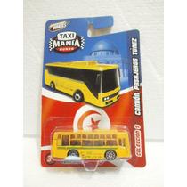 Taxi Mania Camion Pasajeros Tunez Amarillo 1:64