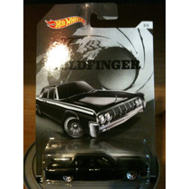 ´64 Lincoln Continental Hot Wheels 007 Goldfinger