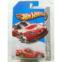 Hot Wheels Honda S2000 Rojo 1:64 21/250 2013