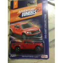 Adventure Wheels Maisto 2009 Ford F-150 Svt Raptor Die-cast
