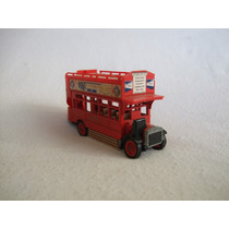 Matchbox Lesney Yesteryear 1922 Aec S Type Bus 1922 Ingles