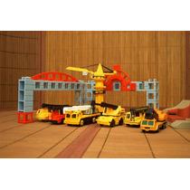 Lee Mi Anunc Lote 7 Guras D Construccion 1/144 Sin Diorama