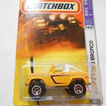 Fermar4020 *´72 Ford Bronco* V-30 #69 1:64 Matchbox
