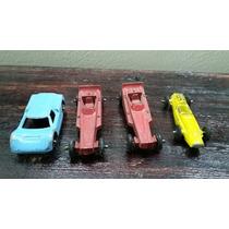 Lote De Carritos Tootsie Toy Antiguos