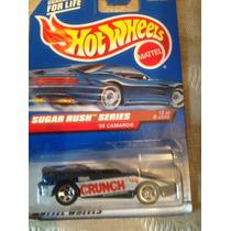 Hot Wheels 95 Camaro (crunch) Del Año 1997