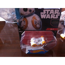 Hot Wheels Bb-8 Carrito Raro