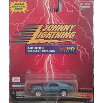 Johnny Lightning 1970 Ford Boss 302 Mustang Clasico
