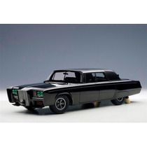 Black Beauty/green Hornet/avispon Verde 1:8 Autoart 71546