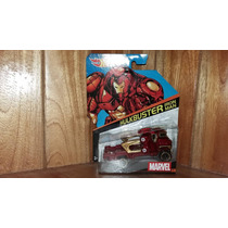 Hot Wheels Hulkbuster Iron Man Hombre De Hierro Marvel 1/64