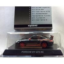 Kyosho Tomica Hotwheels Matchbox Porsche 911 Gt3 Rs 1/64