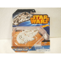 Hot Wheels Star Wars Millennium Falcon Halcon Milenario